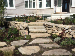 hardscaping in cape cod ma